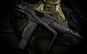 Картинка оружие, Uzi, Пистолет-пулемёт, «Узи»