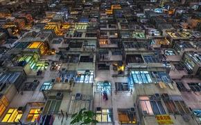 Картинка Hong Kong, Buildings, Yick Cheong