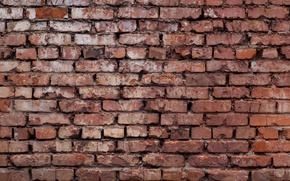 Картинка red, wall, bricks