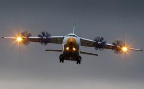 Обои авиация, транспортник, ан-70