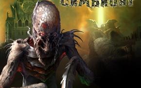 Картинка Игры, Инопланетяне, Симбионт, Русские игры, Swarm, The swarm