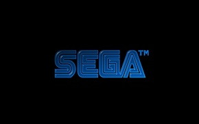 Картинка логотип, эмблема, марка, sega, лейбл