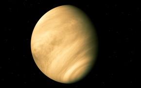 Картинка stars, Venus, planet Venus, evening star, solar system, morning star