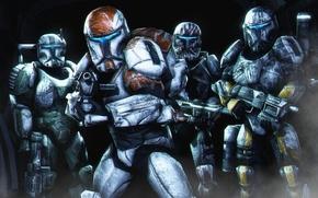 Картинка Star Wars, Activision, Republic Commando, LucasArts