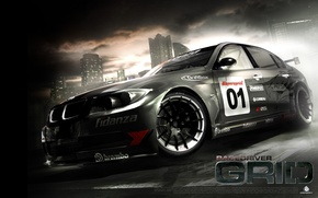 Обои спорт, BMW, GRID