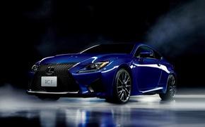 Обои 2014, лексус, JP-spec, RC F, Lexus