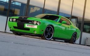Обои Dodge, СТО, Challenger