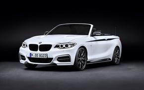 Картинка бмв, BMW, 2 Series, 2015, F23, Performance Accessories, Cabrio M