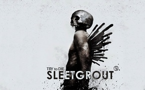 Картинка Industrial, EBM, Try To Die, Sleetgrout, Dark Electro