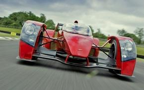 Обои машина, скорость, гонка