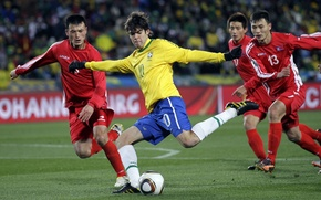 Картинка brazil, 1920 brasil, ricardo kaka wallpapers, kaka, worldcup