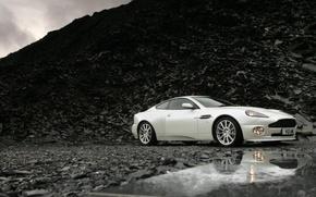 Картинка фон, Aston Martin, V12, Vanquish S