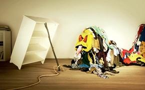 Картинка вещи, ловушка, шкаф