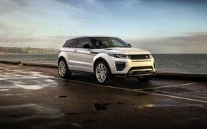 Картинка Land Rover, Range Rover, Evoque, эвок, рендж ровер, 2015