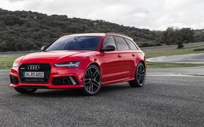 Обои авант, Avant, ауди, RS 6, Audi, универсал