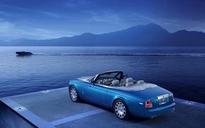 Картинка car, катер, Rolls-Royce Phantom, Coupe, Drophead, Waterspeed Collection