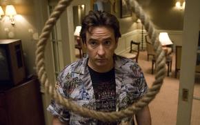 Обои комната, человек, петля, 1408, ужасы, фильм