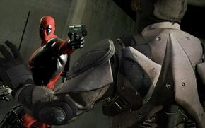 Картинка Deadpool, Marvel, Дэдпул