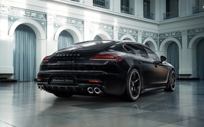 Картинка Porsche, Panamera, Turbo S, Exclusive Series