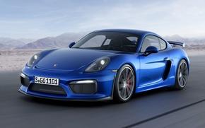 Обои GT3, Porsche, купе