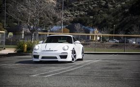 Картинка тюнинг, Porsche, Carrera S, пороше, Misha Designs