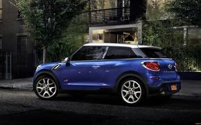 Картинка Mini, Великобритания, British Motor Corporation, Mini Paceman