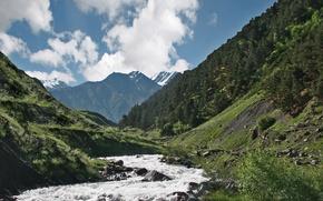 Картинка дагестан, Хварши, горы кавказа