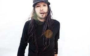 Картинка музыка, music, Korn, Корн, nu metal, ню метал, Джонатан Дэвис, JDevil, Davis