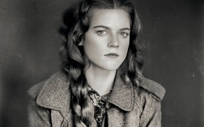 Картинка портрет, Game of Thrones, Rose Leslie