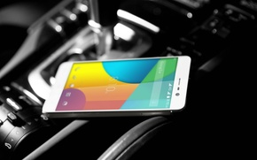 Картинка смартфон, hi-tech, Blackview, Omega Pro