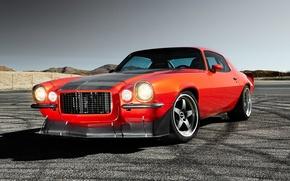 Картинка Chevrolet, Camaro, Wheels, SO3