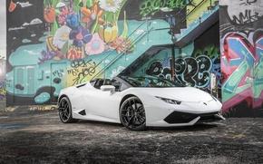 Обои LP 610-4, Huracan, Lamborghini, ламборгини, хуракан