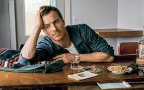 Картинка фотограф, актер, фотосессия, Michael Fassbender, Майкл Фассбендер, NY Times Style, Bruce Weber