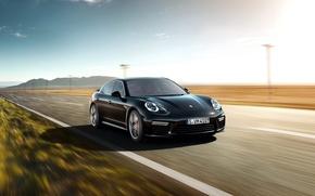 Обои панамера, Porsche, порше, Panamera, 2015