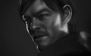 Картинка art, Silent Hill, Norman Reedus, Kojima Productions, Hideo Kojima, P.T., Silent Hills