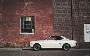 Картинка white, Toyota, 1974, Celica GT