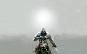 Картинка creed, assasins, revelations, ezio