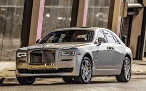 Картинка гост, Rolls-Royce, Ghost, роллс-ройс