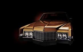 Картинка Cadillac, 1969, кадиллак, Fleetwood, флитвуд