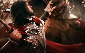 Обои игра, Assassins Creed, brotherhood, враг
