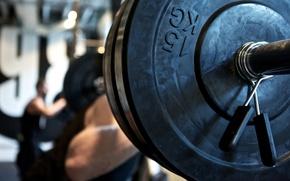 Картинка metal, gym, weights