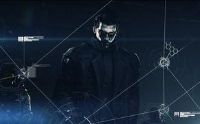 Картинка Deus Ex, Human Revolution, адам дженсен, Eidos Interactive