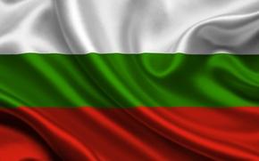 Картинка Флаг, Текстура, Flag, Болгария, Bulgaria, Республика Болгария
