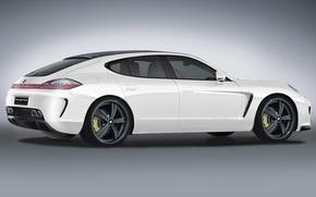 Обои Porsche, Порше, panamera