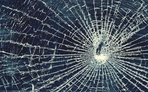 Картинка стекло, трещины, текстура, разбитое