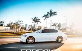 Картинка машина, авто, Lexus, auto, бок, F-Sport, Wheels, Concavo, GS350