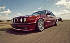Картинка BMW, E34