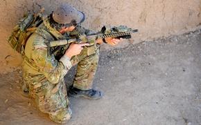 Картинка оружие, солдат, Australian Spec Ops