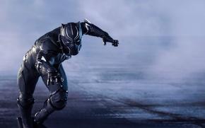 Картинка cinema, fog, movie, Captain America, hero, film, mask, asphalt, king, powerful, strong, uniform, muscular, claws, …