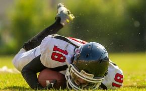 Картинка спорт, американский футбол, фон